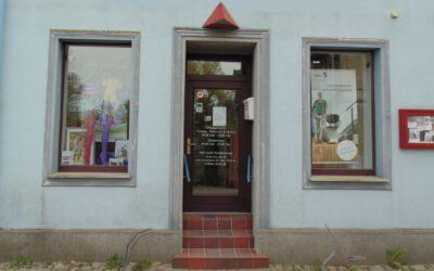 Wohn- und Geschäftshaus im Stadtzentrum von Schwaan